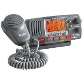 MRF77BGPS - Cobra Class D 25 Watt Submersible VHF Marine Radio
