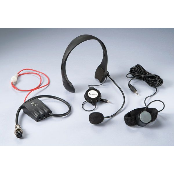 Accessories :: Microphones :: COBRA CAMS4 NOISE CANCELLING